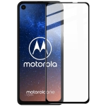 For Motorola Moto P50 / One Vision IMAK 9H Full Screen Tempered Glass Film Pro Version