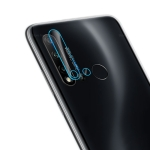 0.15mm 9H Round Edge Rear Camera Lens Tempered Glass Film for Huawei P20 Lite