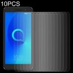 10 PCS 0.26mm 9H 2.5D Tempered Glass Film for Alcatel 3