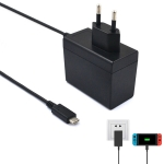 AC Adapter Charger for Nintend Switch, EU Plug