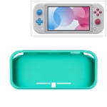Silicone Half Coverage Protective Case for Switch Lite (Blue)