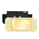 Shockproof TPU Protective Case with Holder & Double Card Slots for Switch Lite