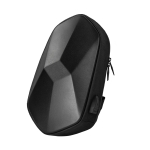 Xiaomi BEABORN Polyhedral Chest Bag Sports Leisure Single Shoulder Bag (Black)