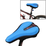 XINTOWN Outdoor Cycling Supplies Airbag Bicycle Seat Cover with Reflective Strip(Blue)