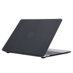 For Huawei MateBook 13 inch Shockproof Frosted Laptop Protective Case (Black)