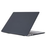 For Huawei MateBook 14 inch Shockproof Frosted Laptop Protective Case (Black)