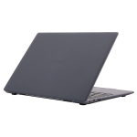 For Huawei MateBook X Pro Shockproof Frosted Laptop Protective Case (Black)