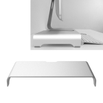 Universal Aluminum Alloy Single-layer Laptop Stand with Storage Function, Size: 50 x 22 x 6cm, Thickness: 4mm