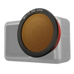 PULUZ ND16 Lens Filter for DJI Osmo Action