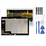 LCD Screen and Digitizer Full Assembly for Huawei MediaPad M2 10.0 M2-A01L M2-A01W (White)