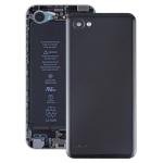 Battery Back Cover for LG Q6 / LG-M700 / M700 / M700A / US700 / M700H / M703 / M700Y(Black)