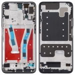 Original Middle Frame Bezel Plate for Huawei Honor 9X (Black)