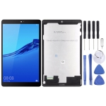 LCD Screen and Digitizer Full Assembly for Huawei MediaPad M5 Lite 8 JDN2-W09(Black)