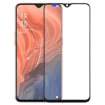 Front Screen Outer Glass Lens for OPPO Reno Z (Black)
