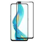 ENKAY Hat-prince Full Glue 0.26mm 9H 2.5D Tempered Glass Full Coverage Film for OPPO Realme X