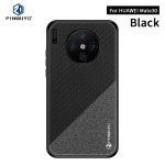 For Huawei Mate 30 Honors Series Shockproof PC + TPU Protective Case(Black)