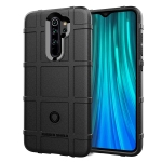 For Xiaomi Redmi Note8 Pro full Coverage Shockproof TPU Case(Black)