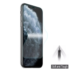 For iPhone 11 Pro Max / XS Max ENKAY Hat-Prince 0.1mm 3D Full Screen Protector Explosion-proof Hydrogel Film