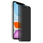 For iPhone 11 / iPhone XR ENKAY Hat-Prince 0.26mm 9H 2.5D Privacy Anti-glare Full Screen Tempered Glass Film