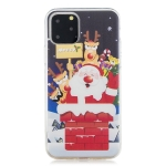 For iPhone 11 Pro Christmas gift TPU case(Santa Claus)
