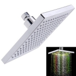 7 Colors Replacement Shower LED Automatic Bathroom Shower Head
