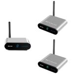 Measy AV530-2 5.8GHz Wireless Audio / Video Transmitter + 2 Receiver, Transmission Distance: 300m