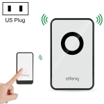 AITENG V018J Wireless Batteryless WIFI Doorbell, US Plug