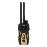 T-8000 RF Signal Detector GSM Audio Finder GPS Scan Detector (Gold)