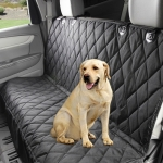 Nonslip Folding Waterproof Car Rear Seat Cover Pet Cat Dog Cushion Mat, Size: 150 x 140cm