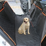 Nonslip Folding Waterproof Car Rear Seat Cover Pet Cat Dog Cushion Mat, Size: 150 x 137 x 37cm