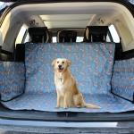 Nonslip Folding Waterproof Car Trunk Seat Cover Pet Cat Dog Cushion Mat, Size: 155 x 105cm