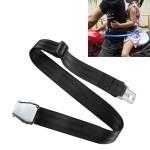 Child Safety Bundle Protection Belt for Electric Motorcycle / Bicycle (Black)