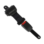 Universal Two-point Construction Truck Forklift Car Seat Belt