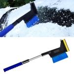Aluminum Alloy Snow Brush Ice Shovel Car Snow Removal Shovel