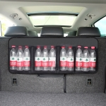 Car Trunk Creative Storage Hanging Bag Storage Bag (Black)