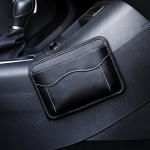 Paste Car Storage Bag Car Seat Quilting Storage Bag Instrument Panel Hanging Bag