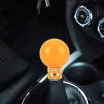 Universal Vehicle Ball Shape Modified Resin Shifter Gear Shift Knob