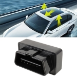 Car Auto Window Roll Up Closer OBD Controller Window Closer System (Flameout Window Closer + Sunroof) for BMW 5 Series 2017-2018