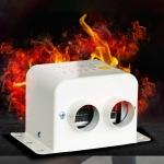 Car 500W Heater Hot Cool Fan Windscreen Window Demister Defroster DC 12V