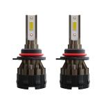 2 PCS KINGSOFE 9006 / HB4  DC9-36V / 18W / 6000K / 2000LM IP68 Car LED Headlight Lamps