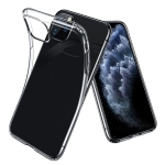 For iPhone 11 Pro Max ESR Essential Zero Serie Ultra-thin Shockproof Soft TPU Protective Case(Transparent)