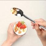 Original Xiaomi Mijia Huohou Stainless Steel Cutlery Spoon Tableware Set