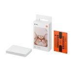 20 PCS Original Xiaomi Print Photographic Paper Paste Paper for Xiaomi Pocket Photo Printer