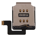 SIM Card Holder Socket Flex Cable for iPad 10.2 inch / iPad 7 (3G Version)