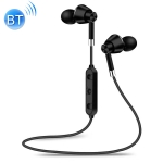 M7 Wireless Sports Bluetooth 5.0 Bass Earphone (Black)
