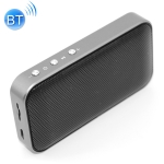 BT209 Outdoor Portable Ultra-thin Mini Wireless Bluetooth Speaker, Support TF Card & Hands-free Calling (Black)