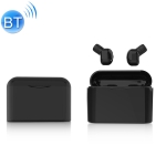 XRMAi M2T-SJ TWS Bluetooth 5.0 Wireless Bluetooth Earphone with Magnetic Charging Box, Support Two-way Conversation & Chinese and English Voice Switch & Power Bank(Black)