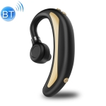 K5.0 Earhook TWS V4.2 Wireless Stereo Bluetooth Headset Business Sport (Gold)