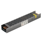 SL-150-12 LED Regulated Switching Power Supply DC12V 12.5A Size: 255 x 49 x 29mm