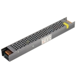 SL-200-12 LED Regulated Switching Power Supply DC12V 16.7A Size: 330 x 49 x 29mm